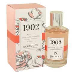 BERDOUES 1902 PIVOINE & RHUBARBE EDT FOR WOMEN