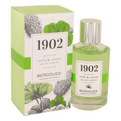BERDOUES 1902 TREFLE & VETIVER EDT FOR WOMEN