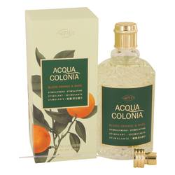 MAURER & WIRTZ 4711 ACQUA COLONIA BLOOD ORANGE & BASIL EDC FOR UNISEX