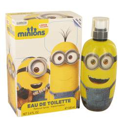 MINIONS MINIONS YELLOW EDT FOR MEN