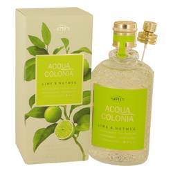 MAURER & WIRTZ 4711 ACQUA COLONIA LIME & NUTMEG EDC FOR WOMEN