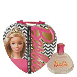 MATTEL BARBIE METALIC HEART EDT FOR WOMEN