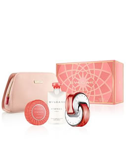 BVLGARI OMNIA CORAL 4 PCS 2018 GIFT SET FOR WOMEN