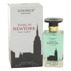 LOVANCE FLING IN NEW YORK EDT FOR MEN