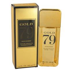 YZY PERFUME GOLD 79 EDT FOR MEN