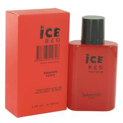 SAKAMICHI ICE RED EDP FOR MEN