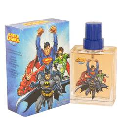 JUSTICE LEAGUE JUSTICE LEAGUE EDT FOR MEN