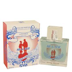 LOVANCE ME & YOU EDP FOR WOMEN