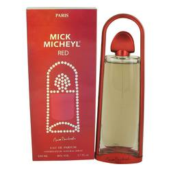 MICK MICHEYL MICK MICHEYL RED EDP FOR WOMEN
