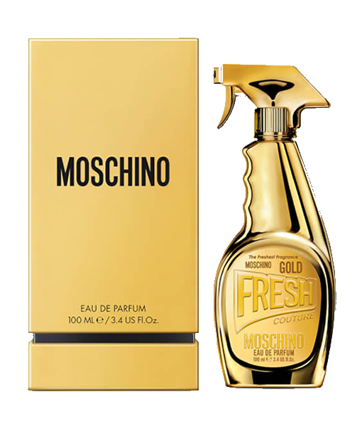 MOSCHINO GOLD FRESH COUTURE EDP FOR WOMEN