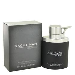 MYRURGIA YACHT MAN BLACK EDT FOR MEN