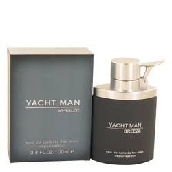 MYRURGIA YACHT MAN BREEZE EDT FOR MEN