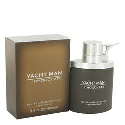 MYRURGIA YACHT MAN CHOCOLATE EDT FOR MEN