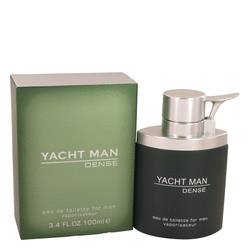 MYRURGIA YACHT MAN DENSE EDT FOR MEN