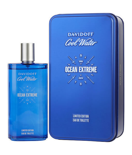 DAVIDOFF COOL WATER OCEAN EXTREME LIMITED EDITION EDT FOR MEN