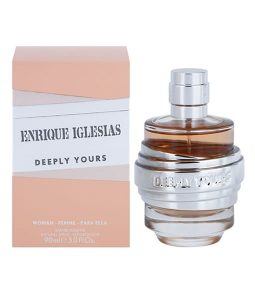 ENRIQUE IGLESIAS DEEPLY YOURS EDT FOR WOMEN