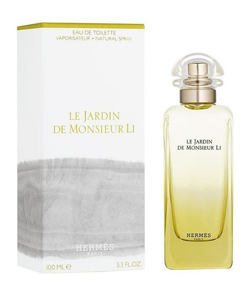 HERMES LE JARDIN DE MONSIEUR LI EDT FOR UNISEX