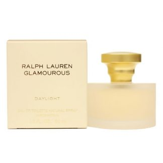 RALPH LAUREN GLAMOUROUS DAYLIGHT EDT FOR WOMEN