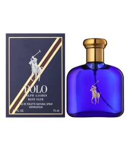 RALPH LAUREN POLO BLUE CLUB EDT FOR MEN