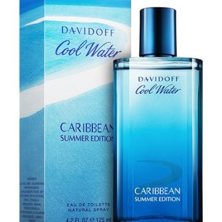 DAVIDOFF COOL WATER CARIBBEAN SUMMER EDITION EDT FOR MEN
