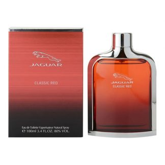 JAGUAR CLASSIC RED EDT FOR MEN