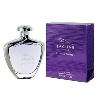 JAGUAR PURPLE EDITION EDT FOR WOMEN
