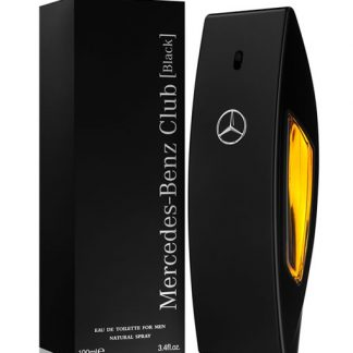 MERCEDES BENZ CLUB BLACK EDT FOR MEN