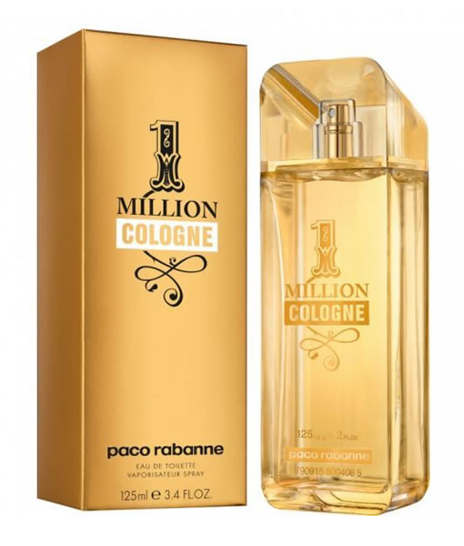 PACO RABANNE 1 (ONE) MILLION COLOGNE EDT FOR MEN