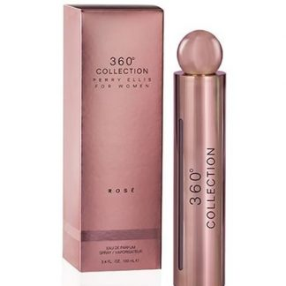 PERRY ELLIS 360 COLLECTION ROSE EDP FOR WOMEN