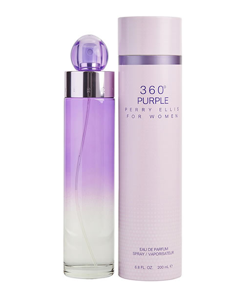 PERRY ELLIS 360 PURPLE EDP FOR WOMEN