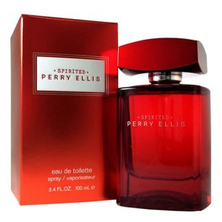 PERRY ELLIS SPIRITED EDT FOR MEN