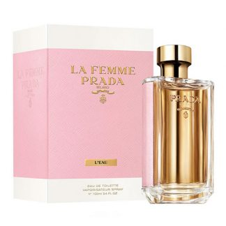 PRADA LA FEMME L'EAU EDT FOR WOMEN