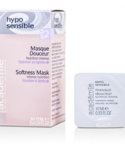 ACADEMIE HYPO-SENSIBLE SOFTNESS MASK INTENSE NUTRITION 8X10ML