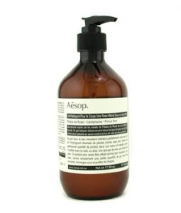 AESOP A ROSE BY ANY OTHER NAME BODY CLEANSER 500ML/17.99OZ