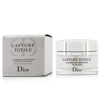 CHRISTIAN DIOR CAPTURE TOTALE MULTI-PERFECTION CREME - LIGHT TEXTURE  60ML 2OZ 8de2e13836e