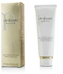 CLE DE PEAU SOFTENING CLEANSING FOAM 110ML/4.2OZ