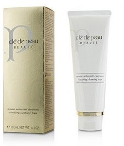 CLE DE PEAU CLARIFYING CLEANSING FOAM 110ML/4.1OZ