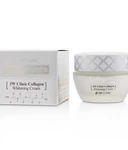 3W CLINIC COLLAGEN WHITE WHITENING CREAM 60ML/2OZ