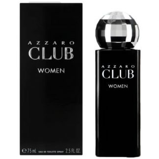 AZZARO CLUB EDT FOR WOMEN