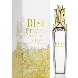 BEYONCE RISE SHEER LIMITED EDITION EDP FOR WOMEN