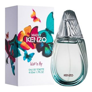 KENZO MADLY KISS 'N FLY EDT FOR WOMEN