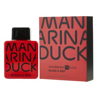MANDARINA DUCK BLACK & RED EDT FOR MEN