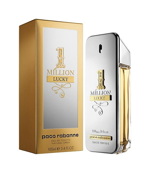PACO RABANNE 1 (ONE) MILLION LUCKY EDT FOR MEN