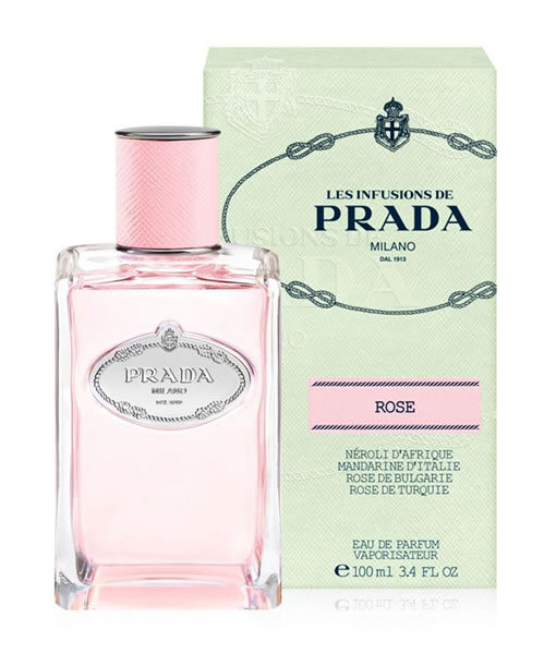 PRADA LES INFUSIONS DE PRADA ROSE EDP FOR WOMEN