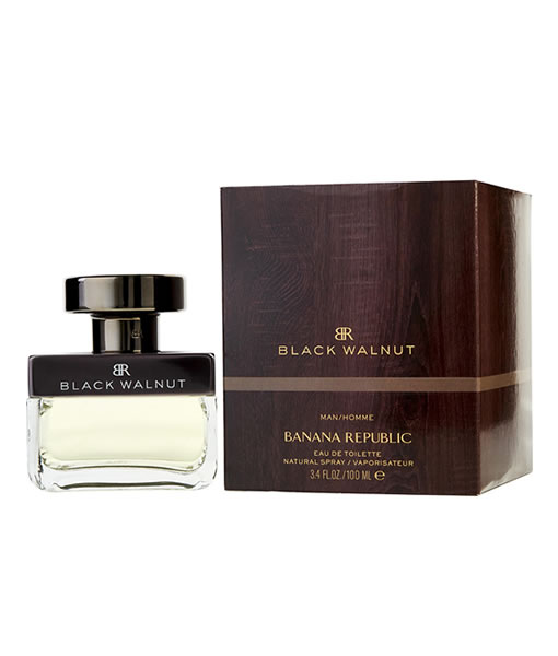 BANANA REPUBLIC BLACK WALNUT EDT FOR MEN