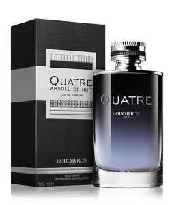 BOUCHERON QUATRE ABSOLU DE NUIT EDP FOR MEN