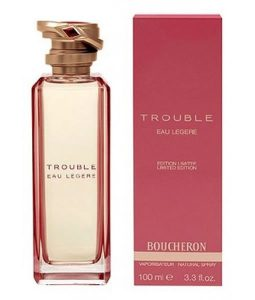 BOUCHERON TROUBLE EAU LEGERE LIMITED EDITION EDT FOR WOMEN