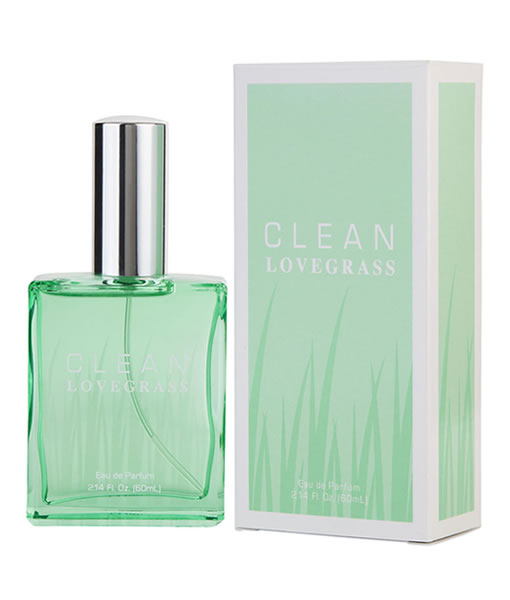 CLEAN LOVEGRASS EDP FOR UNISEX