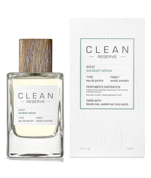 CLEAN SMOKED VETIVER EDP FOR UNISEX