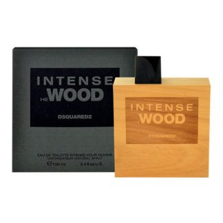 DSQUARED2 HE WOOD INTENSE EDT FOR MEN